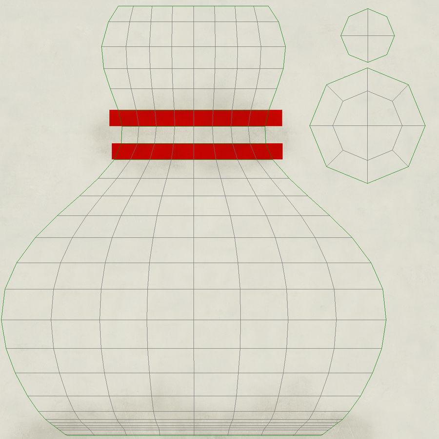 Bowling Pins royalty-free 3d model - Preview no. 15
