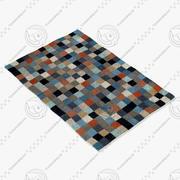 BoConcept Pixel rug 106071007590 3d model