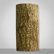 Tree Bark 2 Scan 3d model
