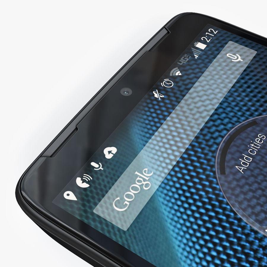 Motorola Moto Maxx royalty-free 3d model - Preview no. 9