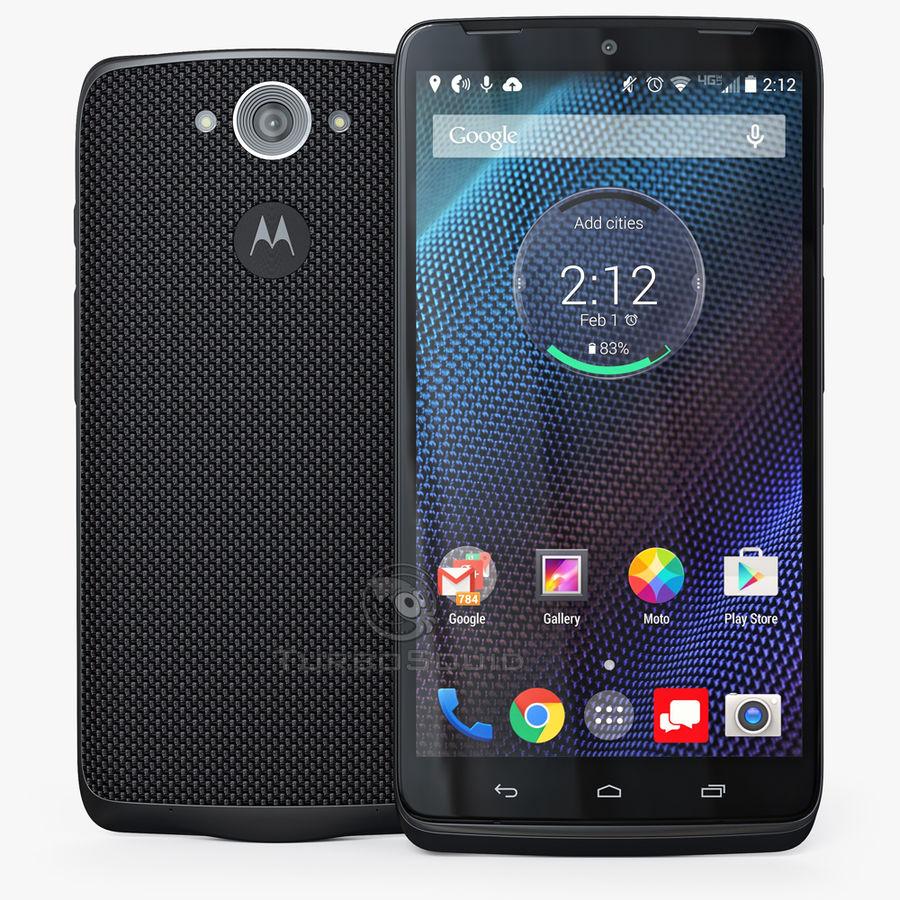 Motorola Moto Maxx royalty-free 3d model - Preview no. 3