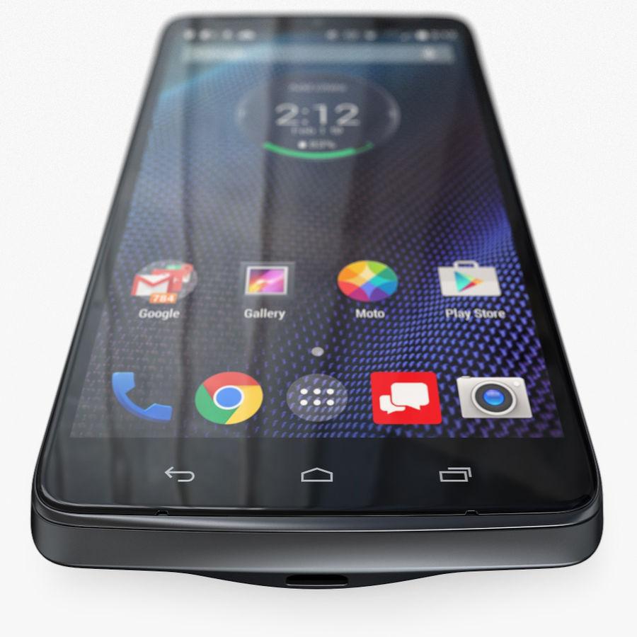 Motorola Moto Maxx royalty-free 3d model - Preview no. 4
