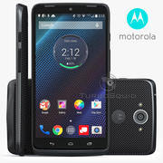 Motorola Moto Maxx 3d model