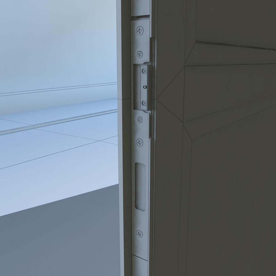 Door - Portal - Cityscape royalty-free 3d model - Preview no. 10