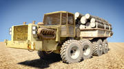 Logging Truck 3d model