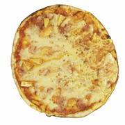Pizza 1 3D scan 3d model