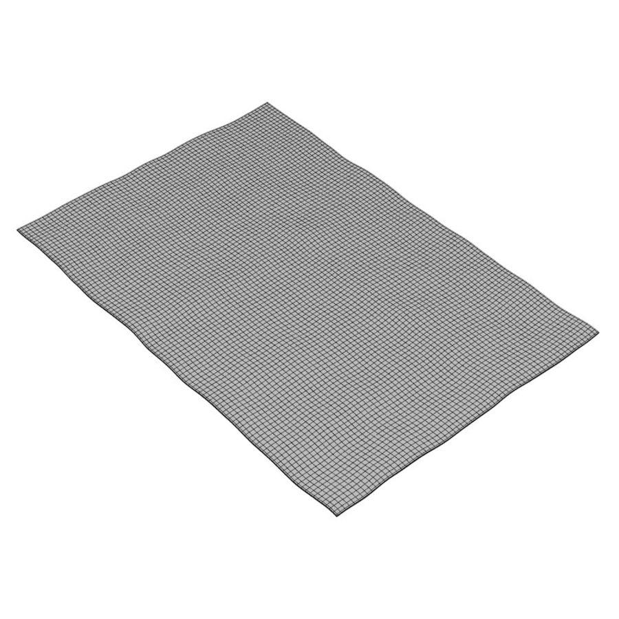 ALHEDE rug Ikea 3D Model $9 - .max .obj