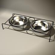 Köpek Maması Kaseleri 3d model
