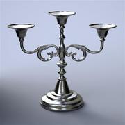 candle holder 3d model