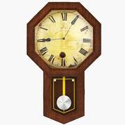 Historical clock 3d model