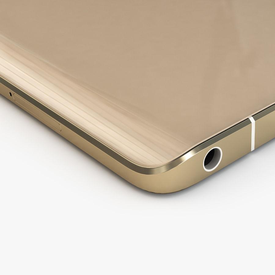 Xiaomi Mi Note Pro royalty-free 3d model - Preview no. 9