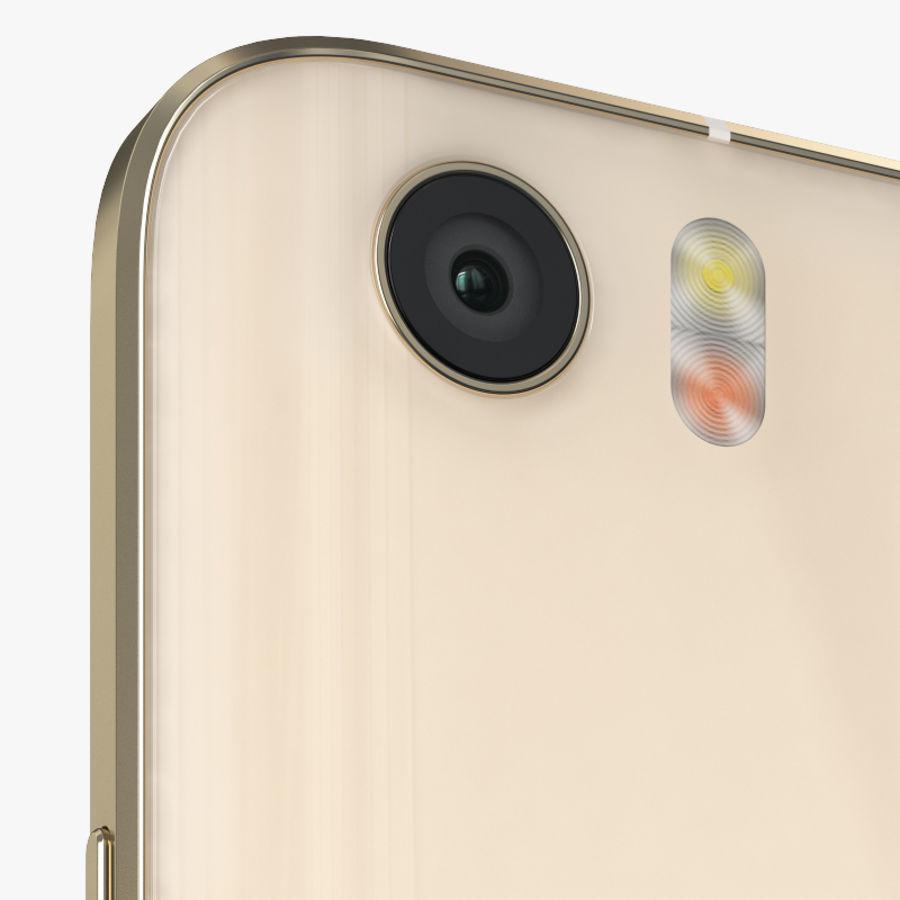 Xiaomi Mi Note Pro royalty-free 3d model - Preview no. 5