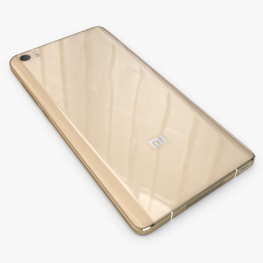 Xiaomi Mi Note Pro royalty-free 3d model - Preview no. 4