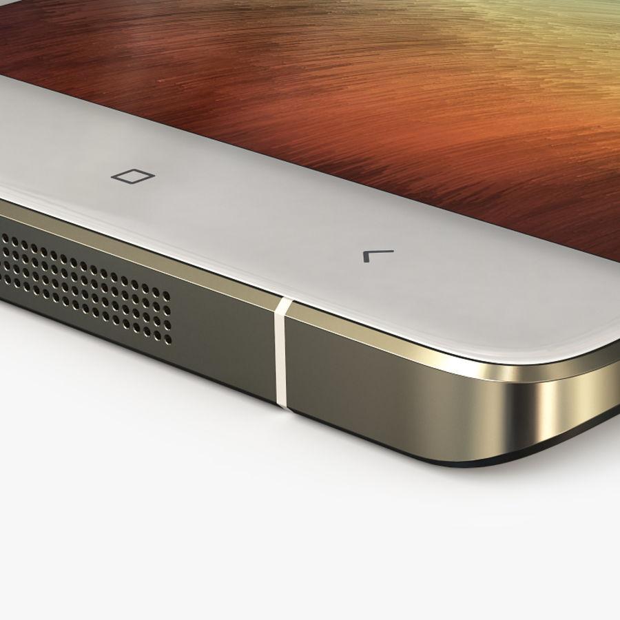 Xiaomi Mi Note Pro royalty-free 3d model - Preview no. 8