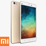 Xiaomi Mi Note Pro modelo 3d
