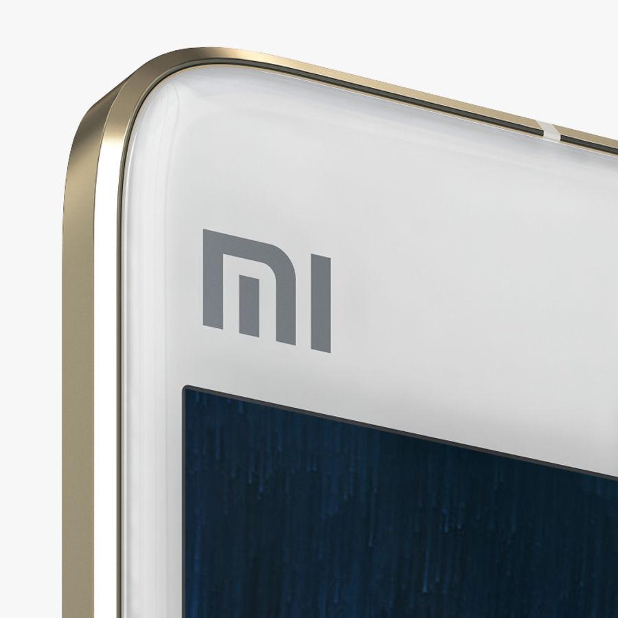 Xiaomi Mi Note Pro royalty-free 3d model - Preview no. 6