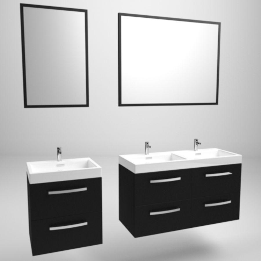 Sink Architech royalty-free 3d model - Preview no. 1