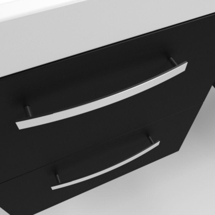 Sink Architech royalty-free 3d model - Preview no. 5
