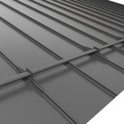 Roofing metal 3d model