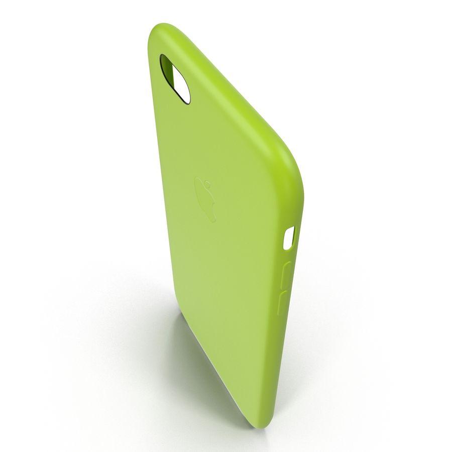 Capa de silicone para iPhone 6 Plus royalty-free 3d model - Preview no. 12