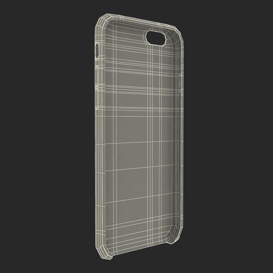 Capa de silicone para iPhone 6 Plus royalty-free 3d model - Preview no. 33