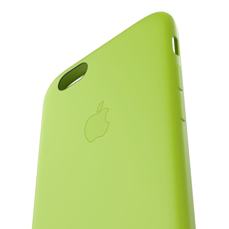 Capa de silicone para iPhone 6 Plus royalty-free 3d model - Preview no. 21