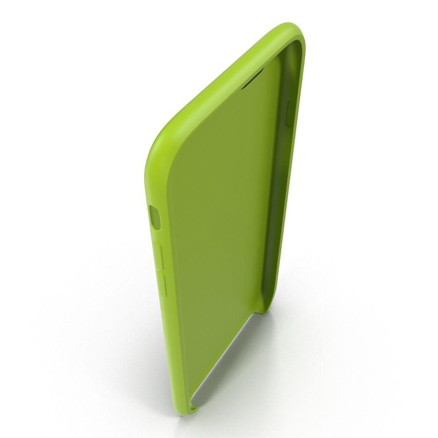 Capa de silicone para iPhone 6 Plus royalty-free 3d model - Preview no. 11