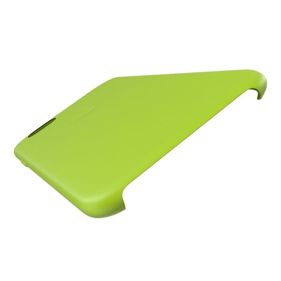 Capa de silicone para iPhone 6 Plus royalty-free 3d model - Preview no. 20