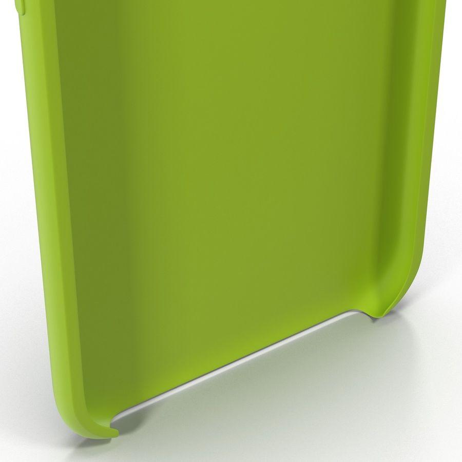 Capa de silicone para iPhone 6 Plus royalty-free 3d model - Preview no. 24