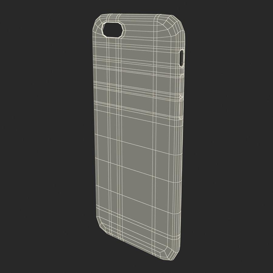 Capa de silicone para iPhone 6 Plus royalty-free 3d model - Preview no. 34