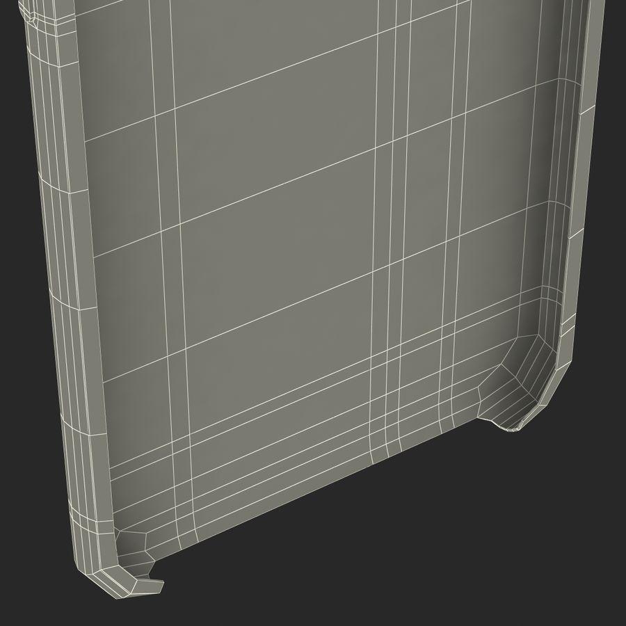 Capa de silicone para iPhone 6 Plus royalty-free 3d model - Preview no. 40