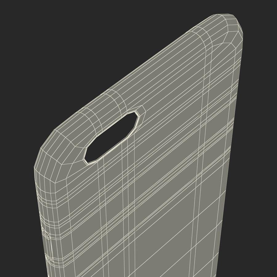 Capa de silicone para iPhone 6 Plus royalty-free 3d model - Preview no. 38