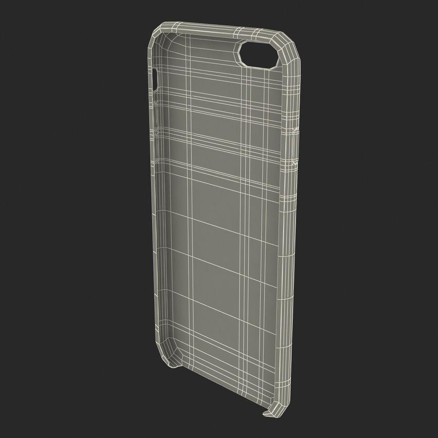 Capa de silicone para iPhone 6 Plus royalty-free 3d model - Preview no. 32