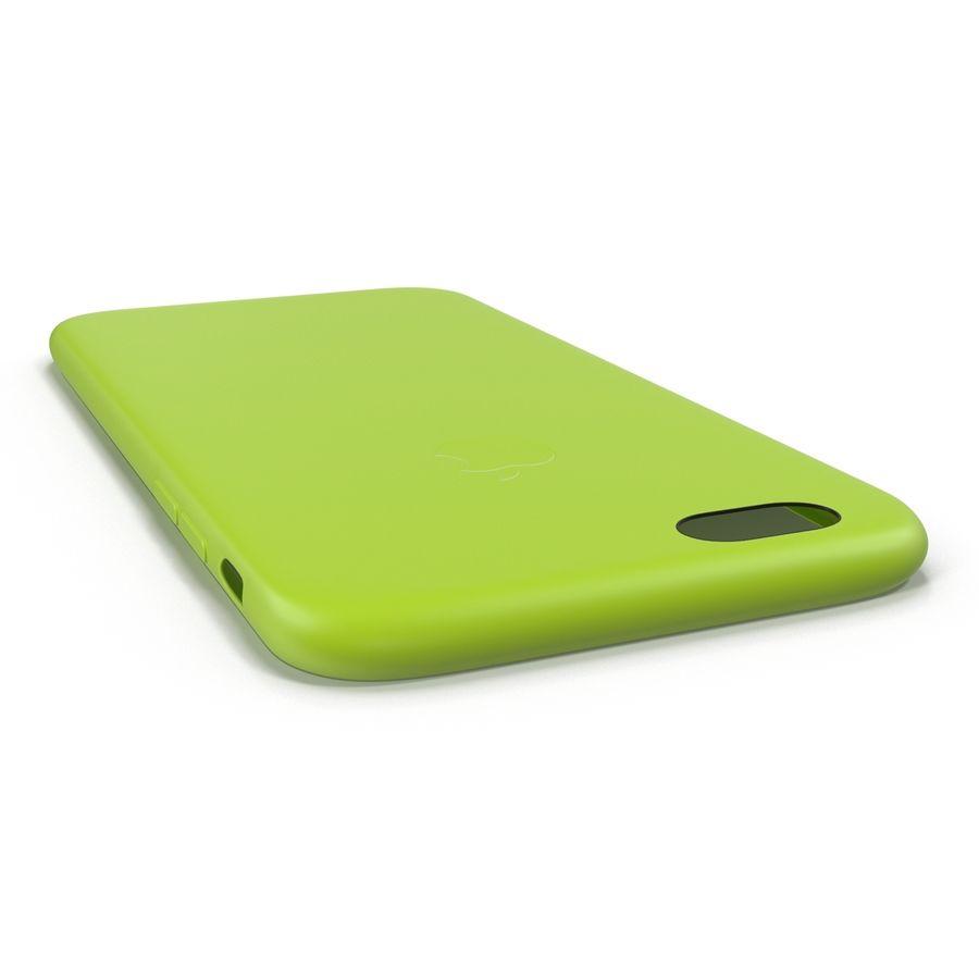 Capa de silicone para iPhone 6 Plus royalty-free 3d model - Preview no. 15