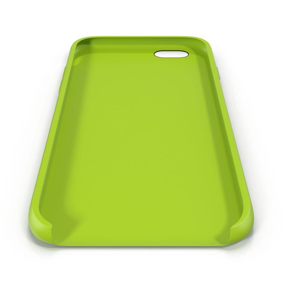 Capa de silicone para iPhone 6 Plus royalty-free 3d model - Preview no. 16
