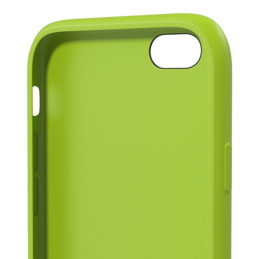 Capa de silicone para iPhone 6 Plus royalty-free 3d model - Preview no. 23
