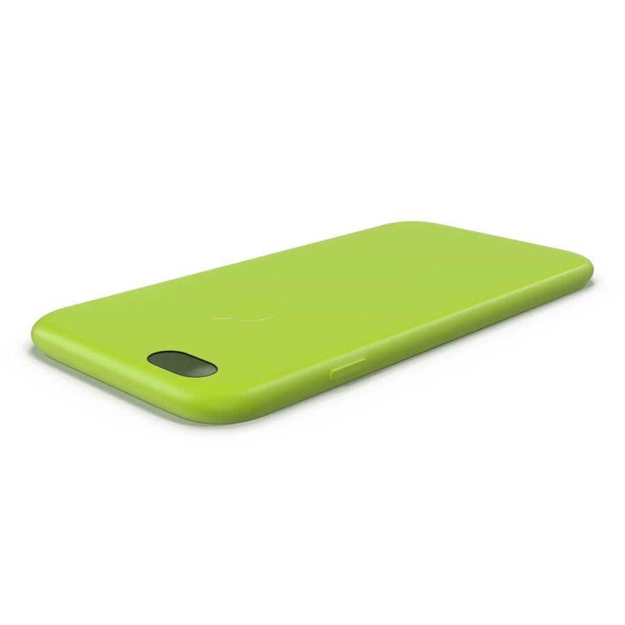 Capa de silicone para iPhone 6 Plus royalty-free 3d model - Preview no. 14