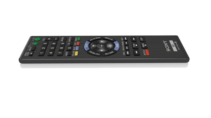 Remote Controller royalty-free 3d model - Preview no. 3