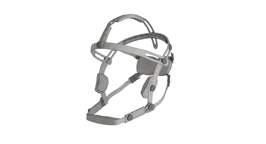 Приключенческая маска для GoPro royalty-free 3d model - Preview no. 6