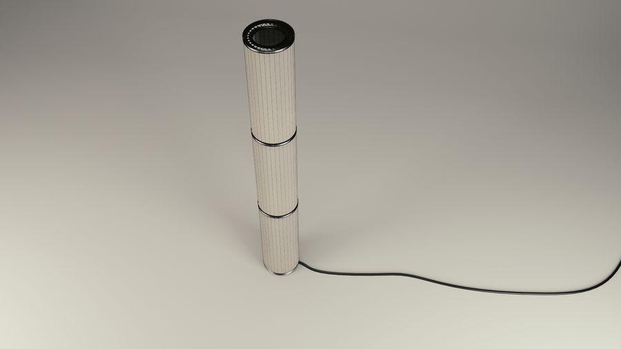 ikea vidja floor lamp 3d model 10 obj blend free3d. Black Bedroom Furniture Sets. Home Design Ideas