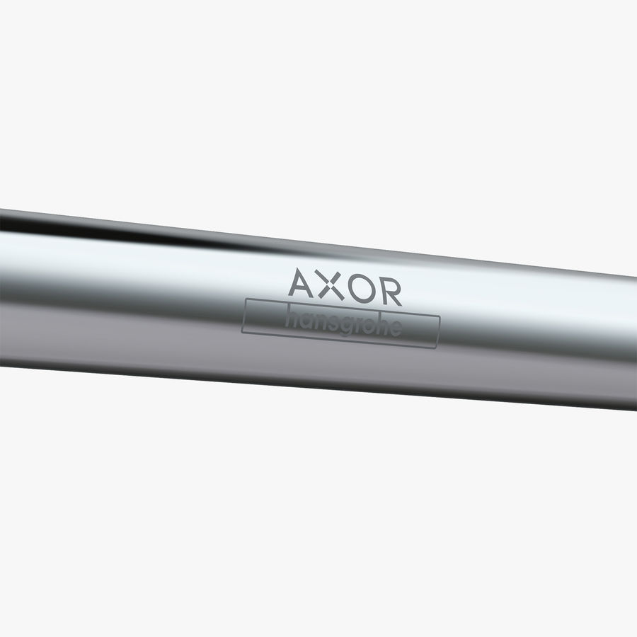 Hansgrohe Axor Starck Organic 42706000 royalty-free 3d model - Preview no. 4
