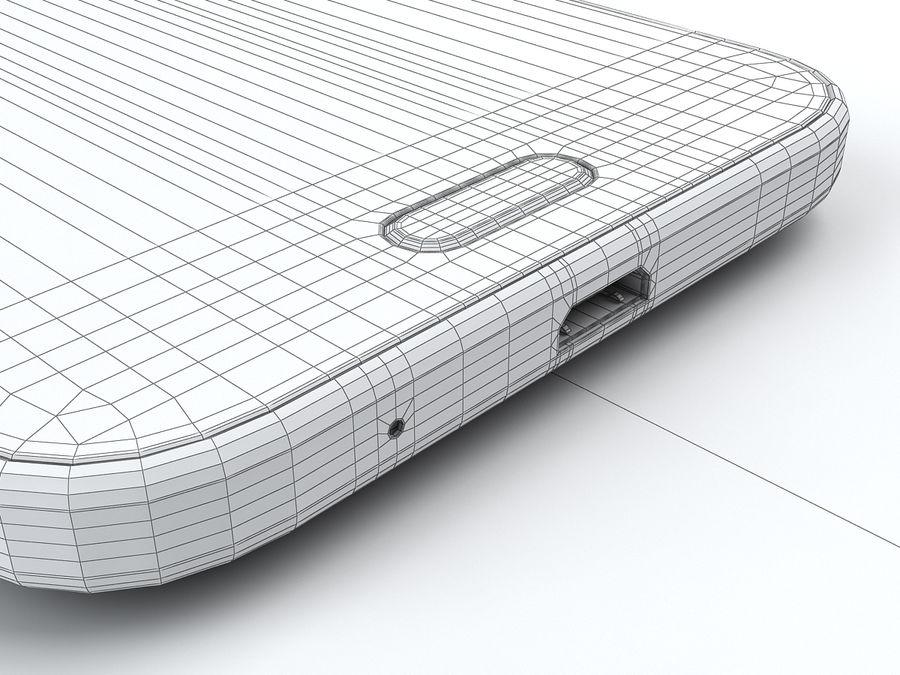 Samsung Galaxy Core Prime royalty-free modelo 3d - Preview no. 26