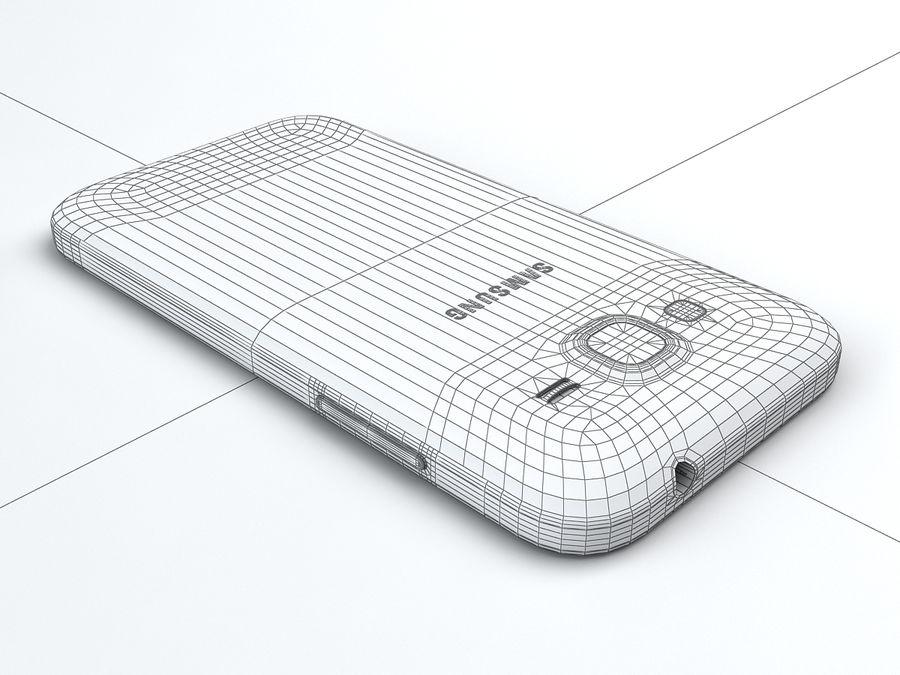 Samsung Galaxy Core Prime royalty-free modelo 3d - Preview no. 22