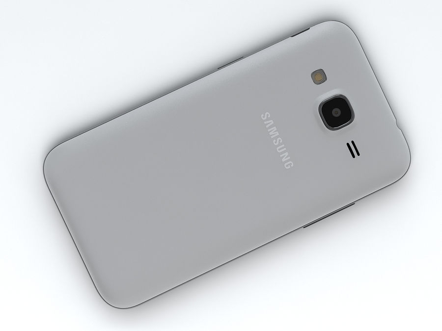 Samsung Galaxy Core Prime royalty-free modelo 3d - Preview no. 18