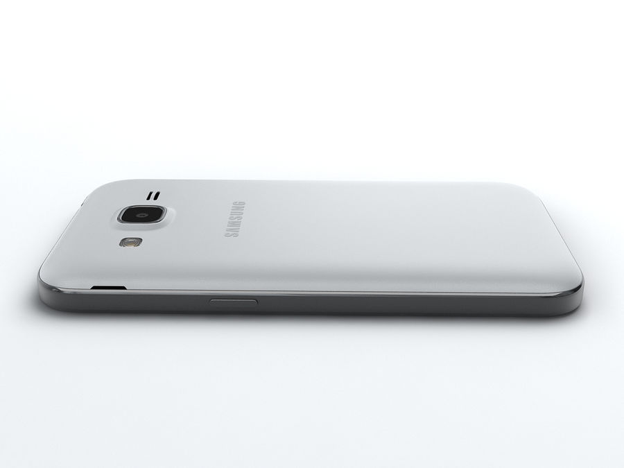 Samsung Galaxy Core Prime royalty-free modelo 3d - Preview no. 16