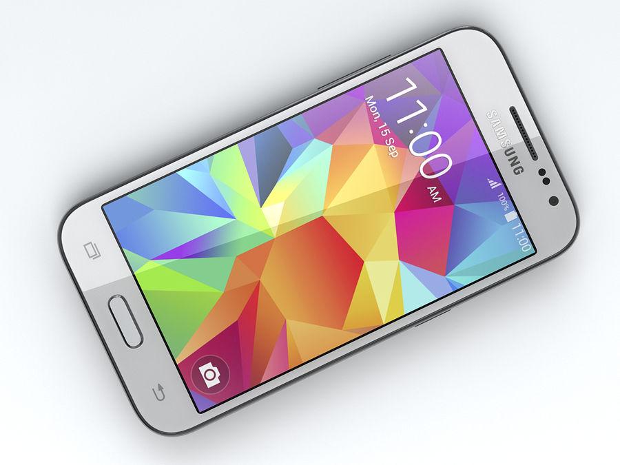 Samsung Galaxy Core Prime royalty-free modelo 3d - Preview no. 17