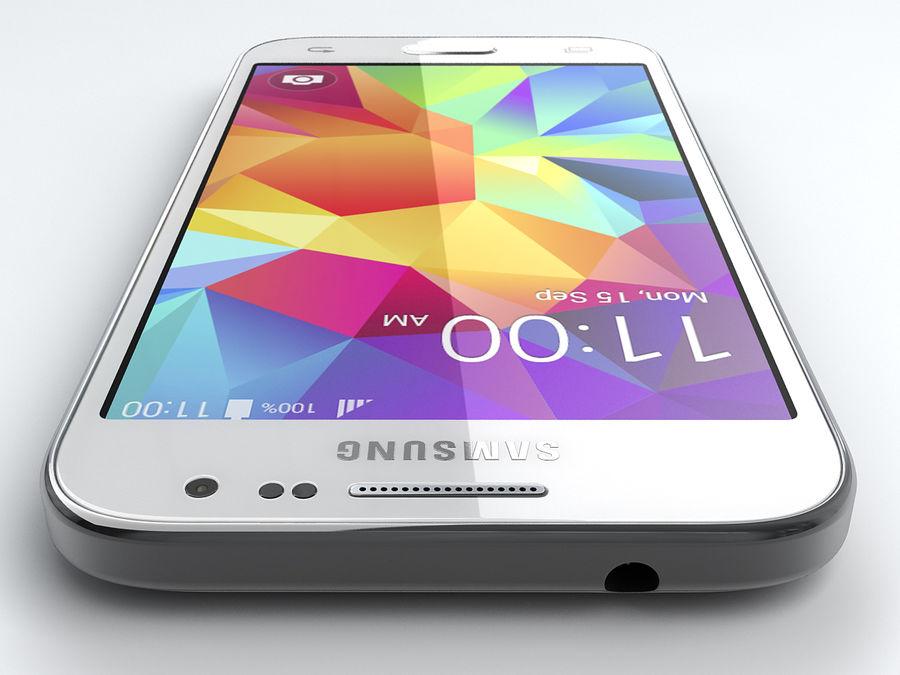 Samsung Galaxy Core Prime royalty-free modelo 3d - Preview no. 6