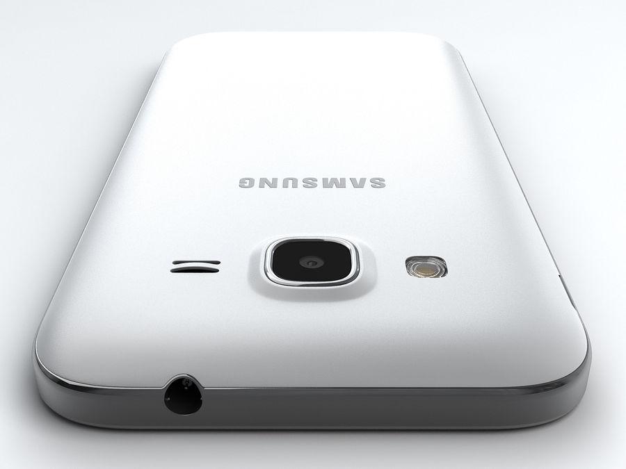 Samsung Galaxy Core Prime royalty-free modelo 3d - Preview no. 7