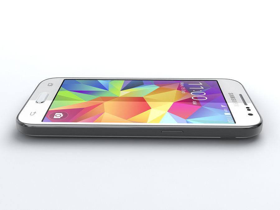 Samsung Galaxy Core Prime royalty-free modelo 3d - Preview no. 14