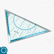 Geo Ruler 3d model